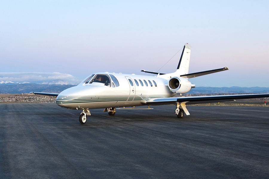Citation Bravo  Charter Jetset