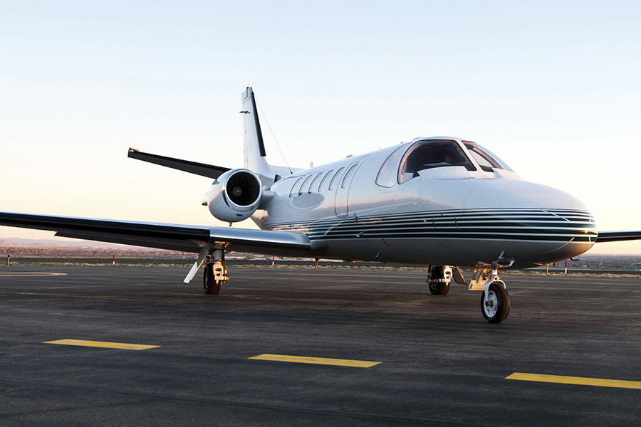 Citation V  Charter Jetset