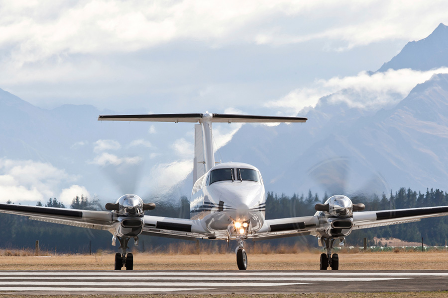 King Air 90  Charter Jetset