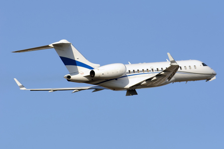 Global Express 5000  Charter Jetset