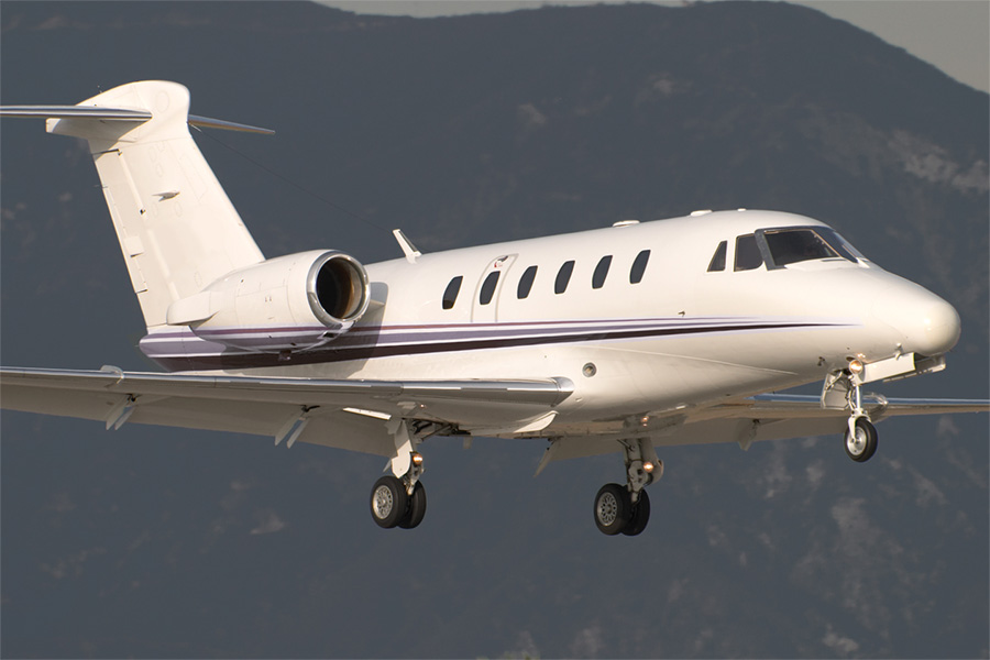 Citation 650  Charter Jetset