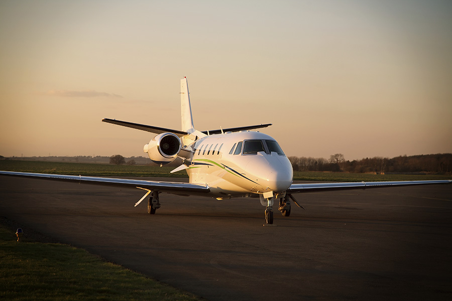 Citation Excel  Charter Jetset